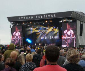 Emile Sande Lytham Festival