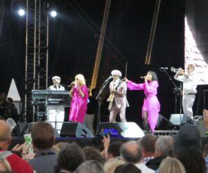 Nile Rodgers Lytham Festival