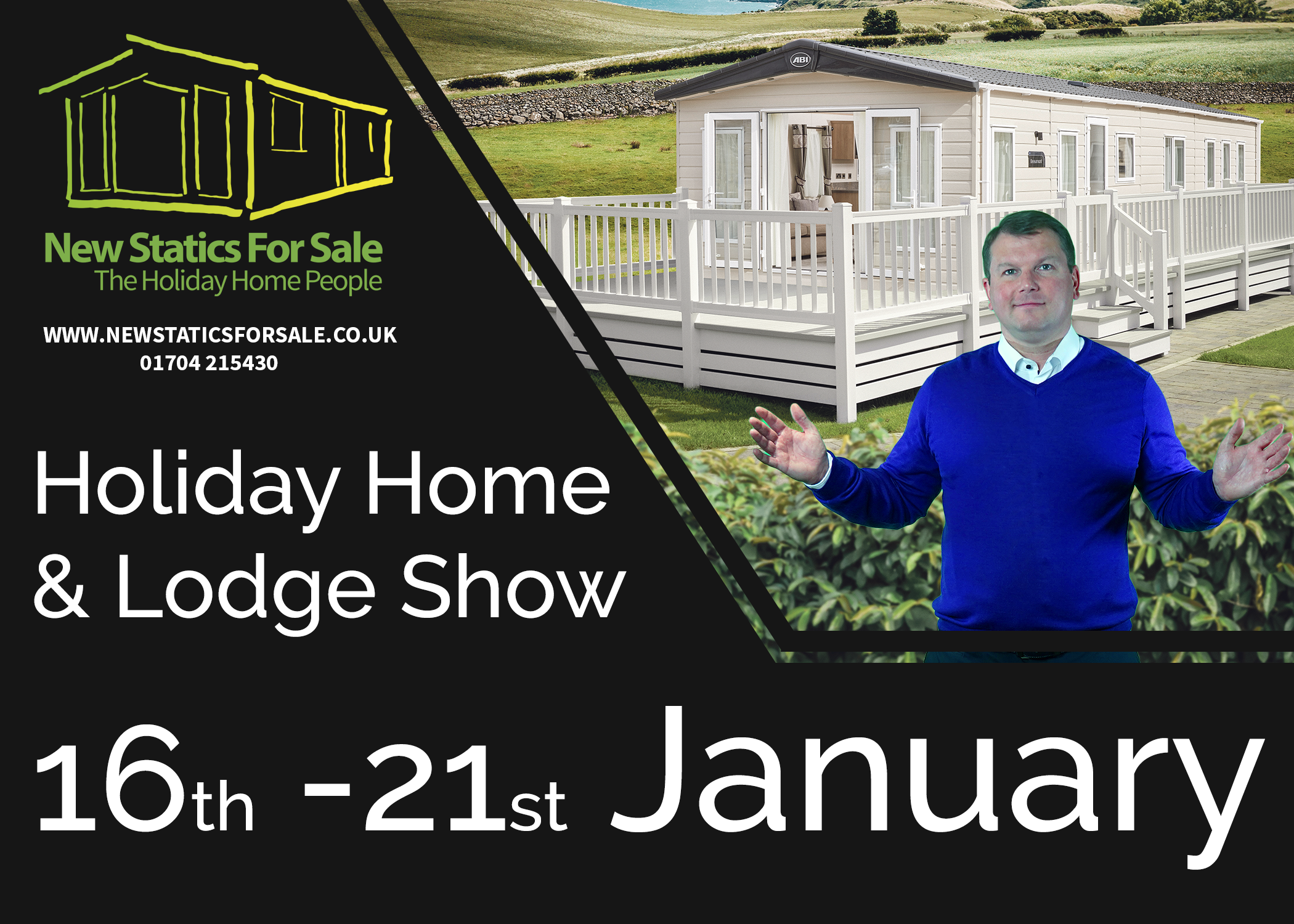 Holiday Home and Lodge Show